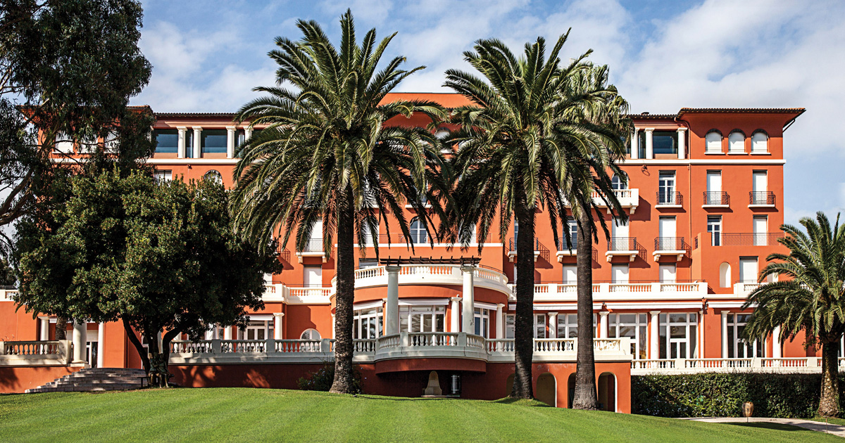 Private Hotel St Tropez French Riviera Le Beauvallon Parkview Collection
